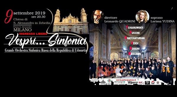 concerto chiesa di s alessandro-vespri sinfonici