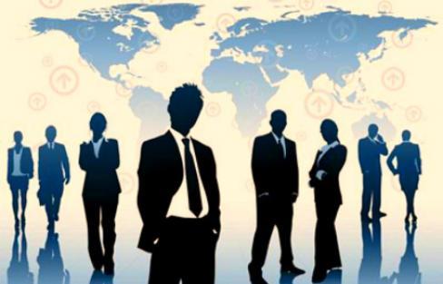 imprenditori si spostano per fare business