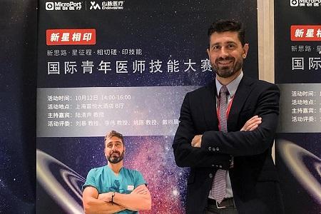 Al chirurgo Emiliano Chisci del San Giovanni di Dio il Gold Award dal congresso Endovascology 2019