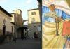 Arezzo - Restauro del Polittico di S. Giovanni in Val dAfra di Matteo di Giovanni
