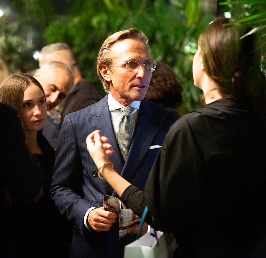 Cesare Lanati CEO Bell Group