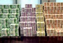 Chiedere soldi per custodire i soldi