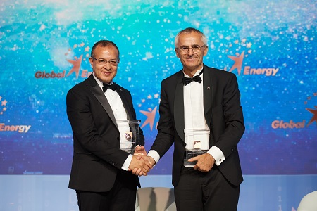Global Energy Prize for energy storage r