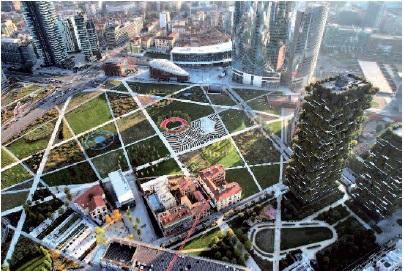 Milano design moda architettura cultura e verde