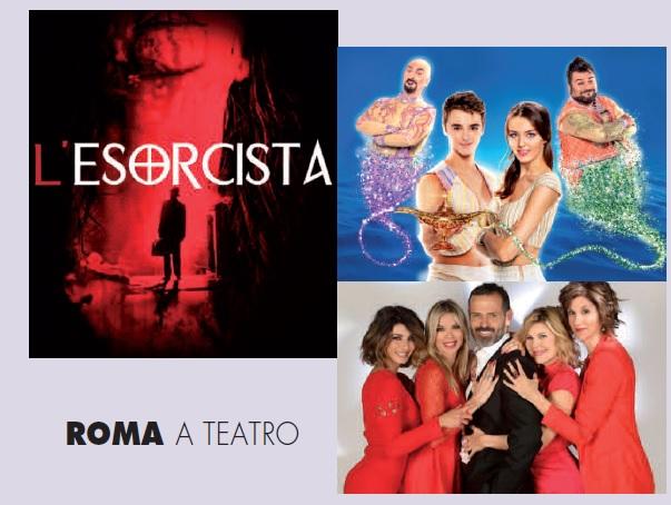 Roma teatro novembre 2019