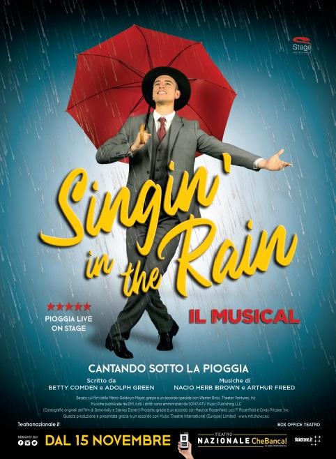 Singin in the rain loc