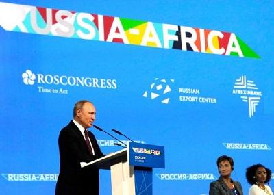 A Sochi il primo summit economico tra Russia e Africa