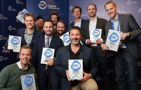 EIT Digital Challenge 2019 - vincitori