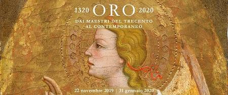 Oro 1320 2020. Dai Maestri del Trecento al Contemporaneo