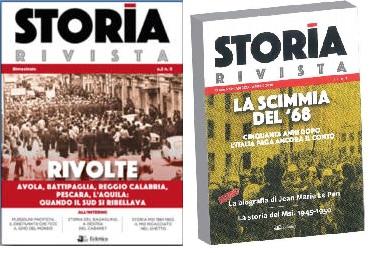 Roma Presentato il bimestrale Storia Rivista