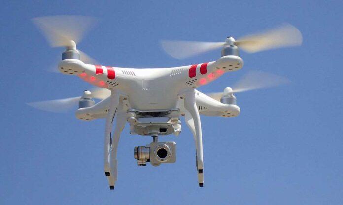DJI Phantom drone wiki