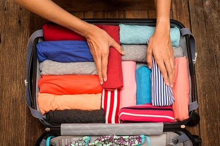 Come organizzare la valigia con i necessaire e beauty case r