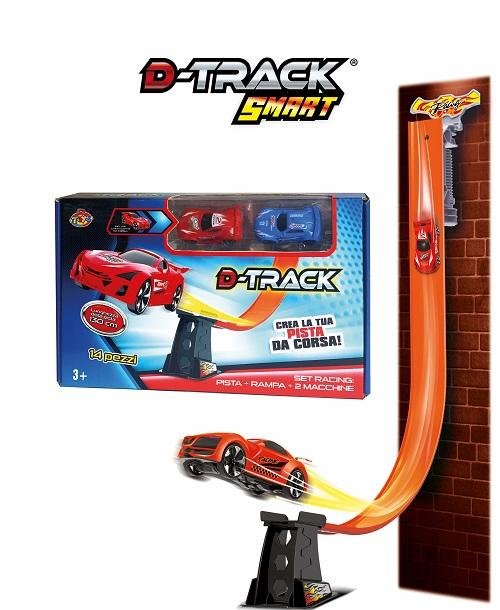 D-TRACK SMART