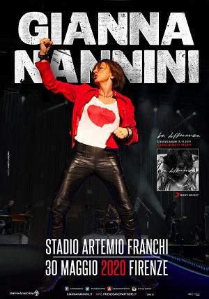 Gianna Nannini Locandina b