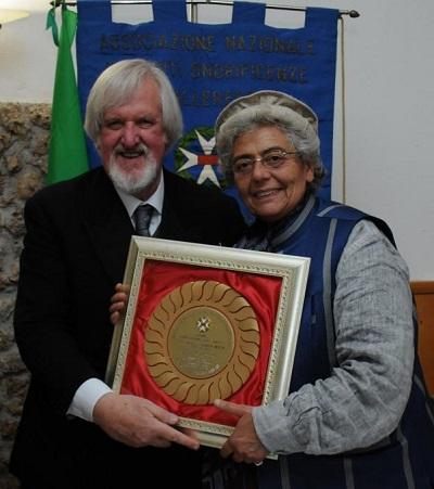 Soraya premio per impegno contro la violenza delle donne r