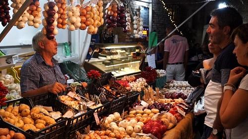 mostra mercato della cipolla di Cannara