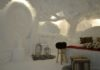 passo tonale lussuose camere-igloo