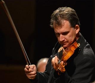 violino di Vincenzo Bolognese - ph Massimo Renzi