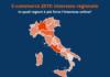 E-commerce in Italia nel 2019 - Regioni italiane 1