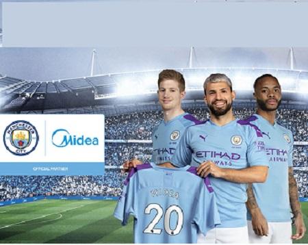 Manchester City-Midea