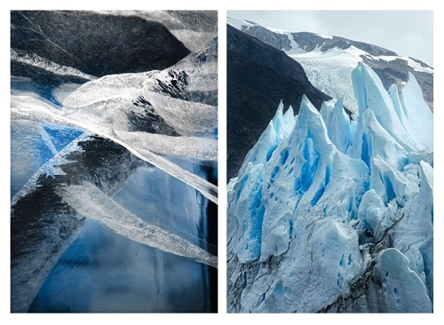 Nice Exposition - Ice Blue