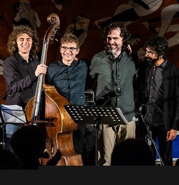 Oscar Del Barba OX Trio feat Achille Succi