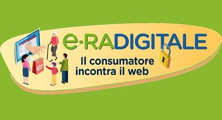 Progetto e-RA DIGITALE il consumatore incontra il web