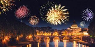 Roma. Capodanno 2020