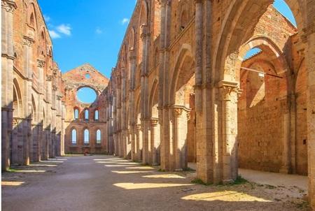 San Galgano Siena dei misteri