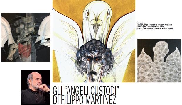 Angeli Custodi - Filippo Martinez