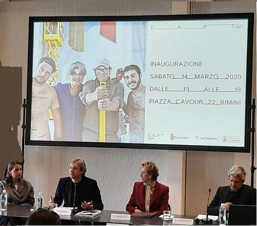 da sx. Clarice-Pecori-Giraldi-Andrea-Gnassi-Letizia-Moratti-Luca-Cipelletti 2