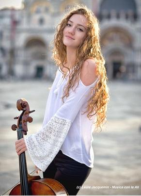Erica Piccotti Laure Jaquemin-Musica con le Ali