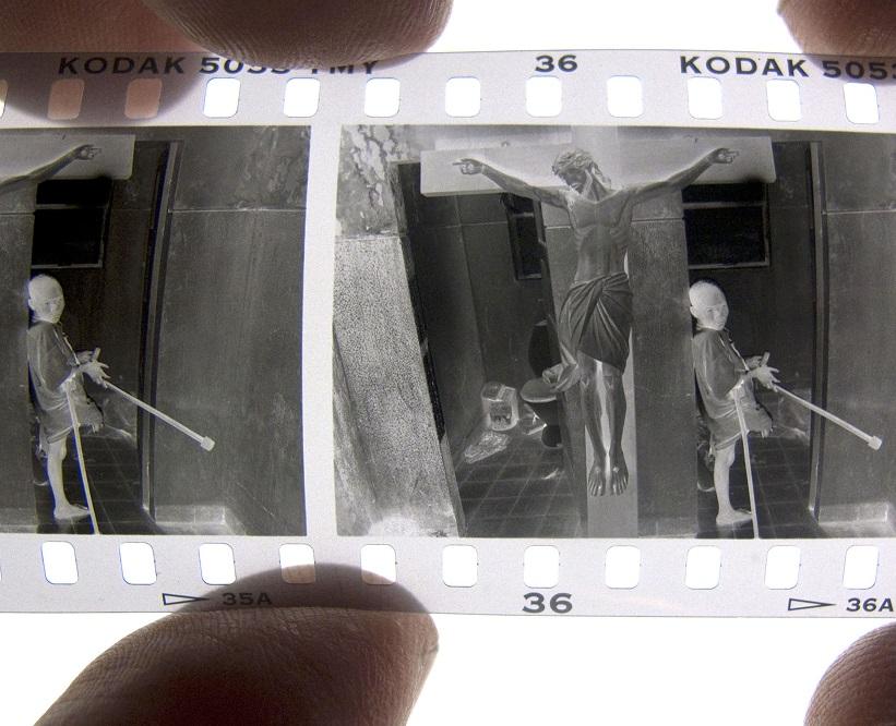 Francesco Zizola 1996 Angola NEG
