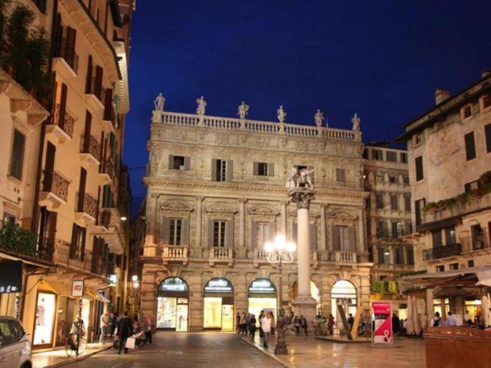 PALAZZO MAFFEI nel cuore di Verona