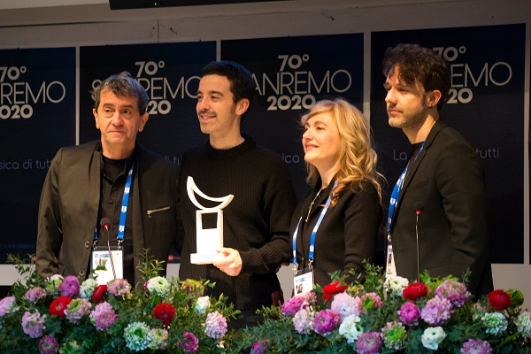Premio Lunezia Stefano De Martino Diodato Loredana DAnghera 2-min