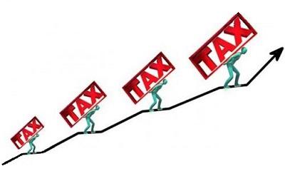 Redditi da lavoro e pressione fiscale