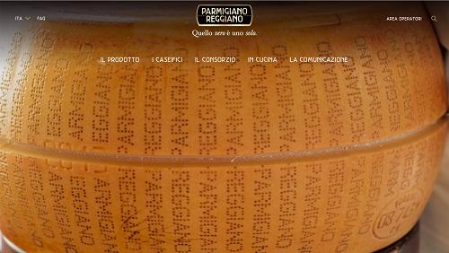 Sito Parmigiano Reggiano