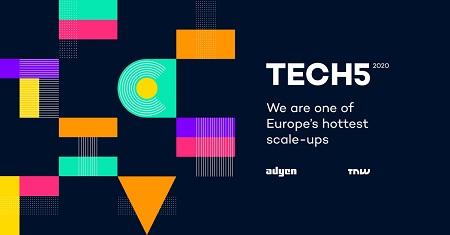 Tech5 rivela le 5 migliori scaleup italiane per il 2020