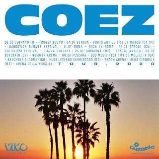 coez tour 2020