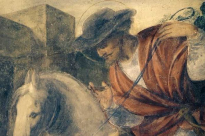 affresco santambrogio