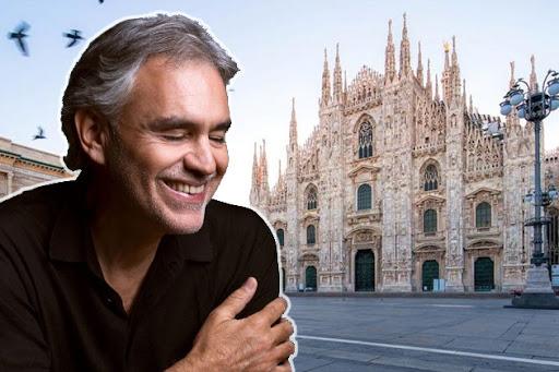 ANDREA BOCELLI A MILANO