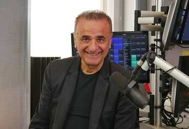 Alex Peroni Radio Number One