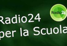 Anche Radio 24 offre il suo contributo alla didattica a distanza