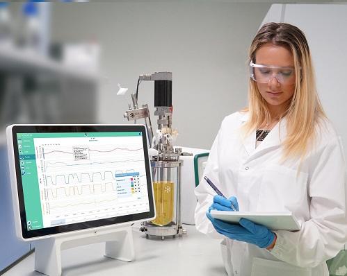 Bioreattore Solaris Biotech Solutions