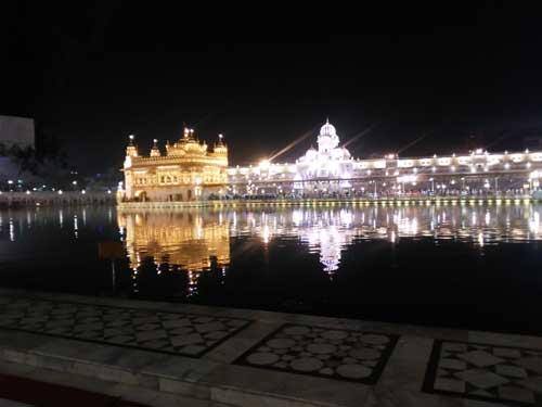 Il Tempio doro Sikh