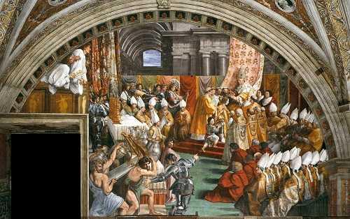 Incoronazione di Carlo Magno