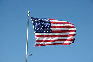 Jon ShakataGaNai Davis - American Flag