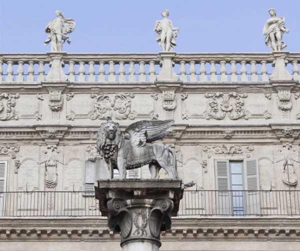 LArte non si ferma - Palazzo Maffei Verona 1