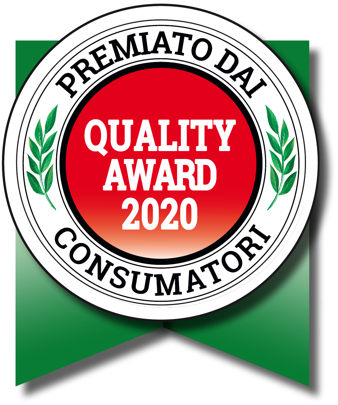 LOGO QUALITY AWARD 2020 2