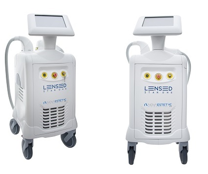 Laser A Diodo Ad Alta Potenza Per L Epilazione 24 Ore News